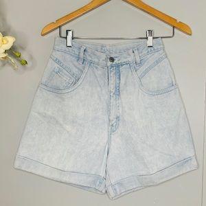 Vintage Bill Blass Mom Shorts 8
